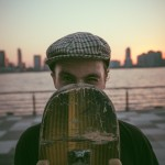Vlad skateboards the streets of - New York City 2013
