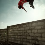 From the AsphaltNYC.com series - Flip at a Cemetery - Gaza Strip 2013