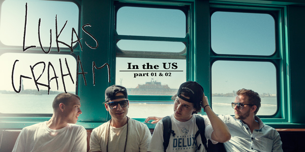 Lukas Graham in the US – DALI (4 ep's)