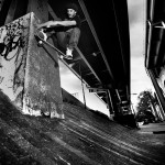Quim Cardona is a living skateboard legend - Brooklyn Banks, NYC 2010