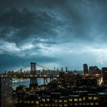 Brooklyn lightning - NYC 2014