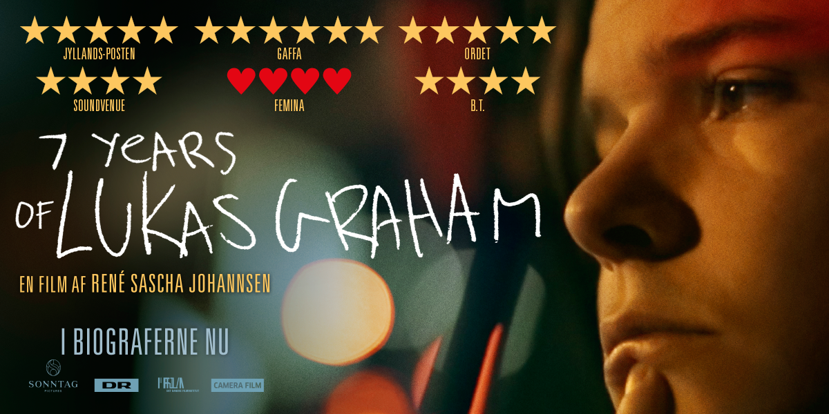 7 Years of Lukas Graham – feature documentary – Cinema release 2020