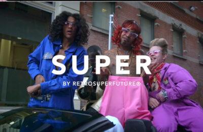 SUPER SUNGLASSES / OFFICE MAG FEAT. IAN ISIAH