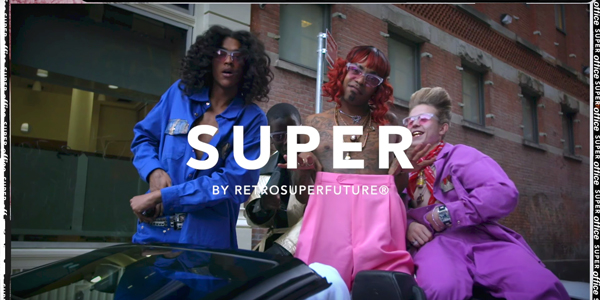 SUPER SUNGLASSES / OFFICE MAG FEAT. IAN ISIAH
